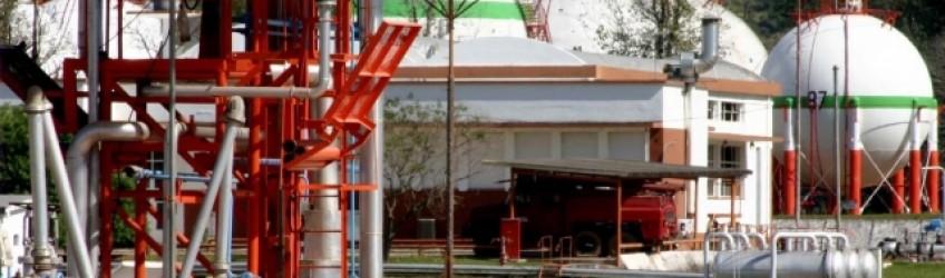 Refinería, un centro neurálgico desde el que se distribuye energía a todo el pais