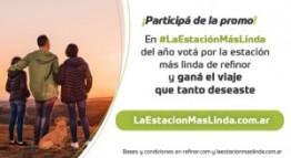 #LaEstacionMasLinda