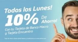 Ahora los lunes son de Banco Macro!