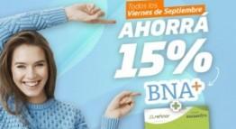 Viernes BNA+
